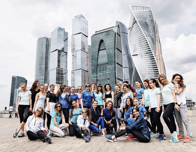 Москва. 3 маршрута по мотивам любимых забегов